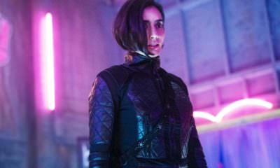 "THE PURGE -- ""Hail Mary"" Episode 209 -- Pictured: Paola Nunez as Esme Carmona -- (Photo by: Alfonso Bresciani/USA Network)"
