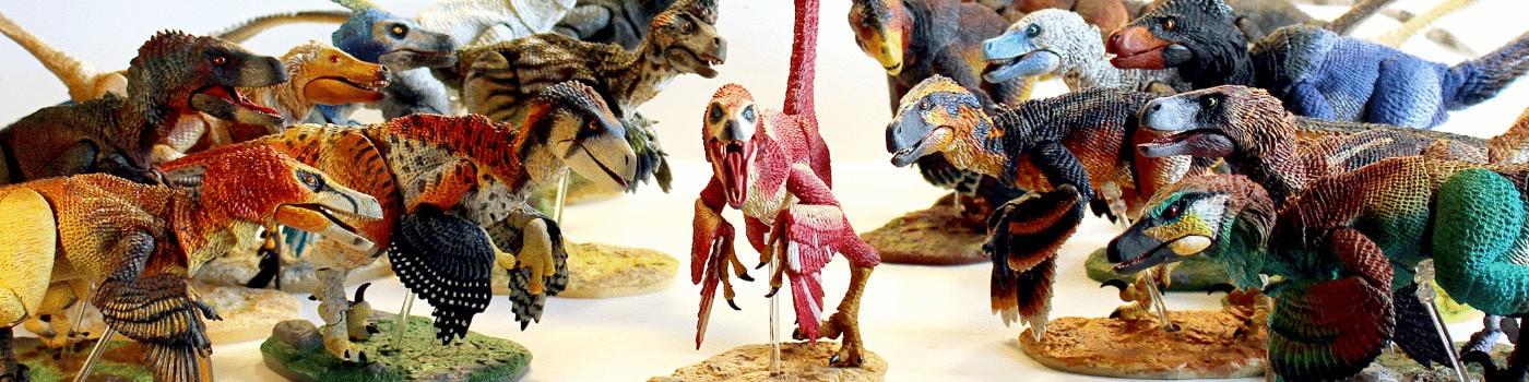 Beasts of the Mesozoic - Collection - Photo Credit: Creative Beast Studio / David Silva