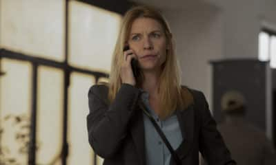 "Homeland Season 8 - Claire Danes as Carrie in HOMELAND, ""Catch & Release"". Photo Credit: Sifeddine Elamine/SHOWTIME"